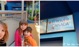 FlyOver Canada at the Mall of America (& How to Save on Admission)