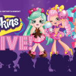 Discount Tickets for Shopkins Live! at the Orpheum Theatre in December
