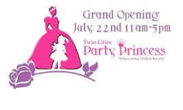 Free Twin Cities Party Princess Grand Opening Event at Maplewood Mall – Saturday, July 22nd