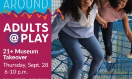 Adults are Taking Over the Minnesota Children's Museum September 28th! You are Invited (& Enter My Giveaway!)