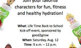 Free Back 2 School with good2grow Event in Chanhassen – Saturday, August 12