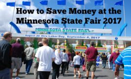 How to Save Money at the Minnesota State Fair 2017