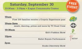 KIDSPO: A Twin Cities Kids Experience is Saturday, September 30th (FREE Family Event!)
