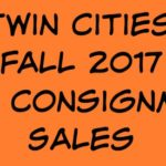 Twin Cities Fall 2017 Kids Consignment Sales